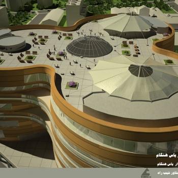 پروژه مجتمع تجاری اداری یاس هنگام – Yas Hamgam
