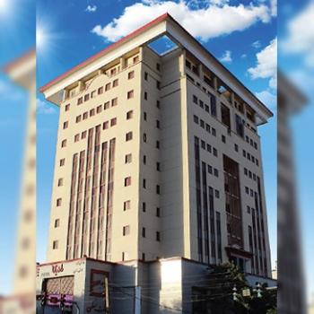 پروژه برج اداری و تجاری پاستور – Pastortower